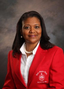 Kim W. Gaines, President Augusta Alumnae Chapter