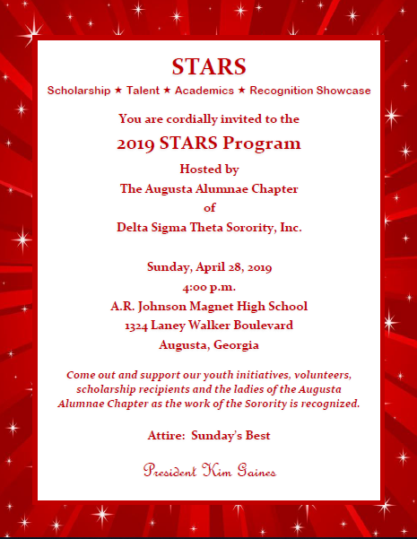 S.T.A.R.S Program @ A.R. Johnson Health Science and Engineering Magnet School