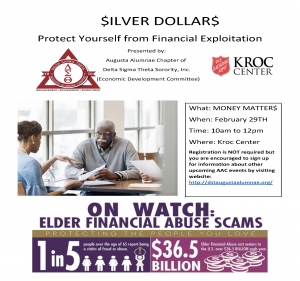 Silver Dollars @ Kroc Center