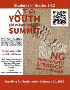 Youth Empowerment Summit @ Butler High School