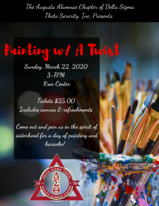 Painting with a Twist @ Kroc Center
